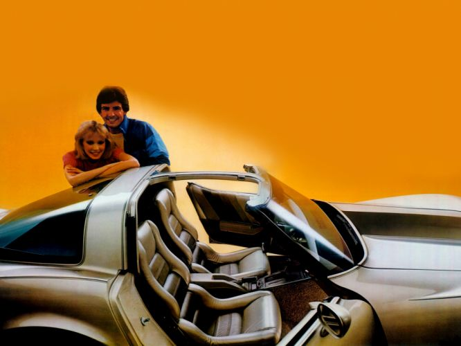 1982 Chevrolet Corevette muscle supercar supercars classic interior wallpaper