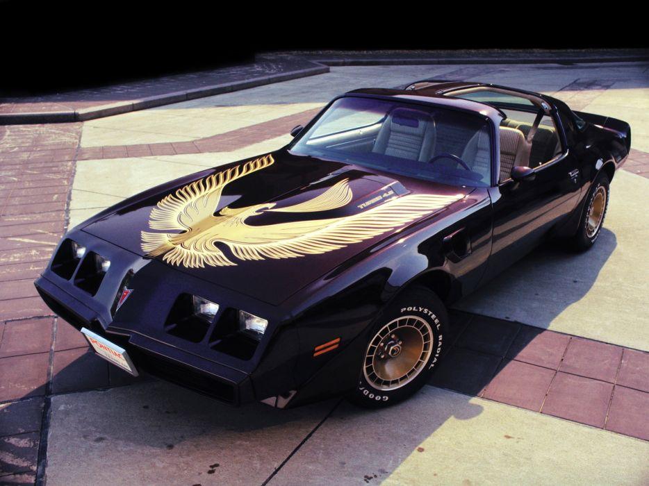 1980 Pontiac Firebird Trans Am Turbo muscle classic wallpaper