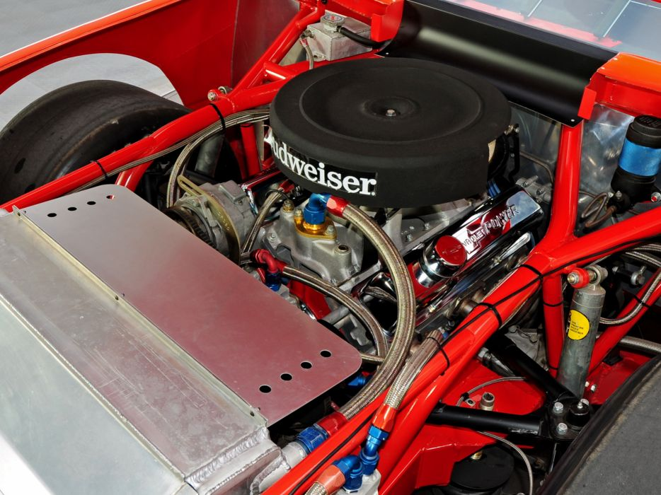 1988 Chevrolet Monte Carlo S-S NASCAR race racing engine engines wallpaper
