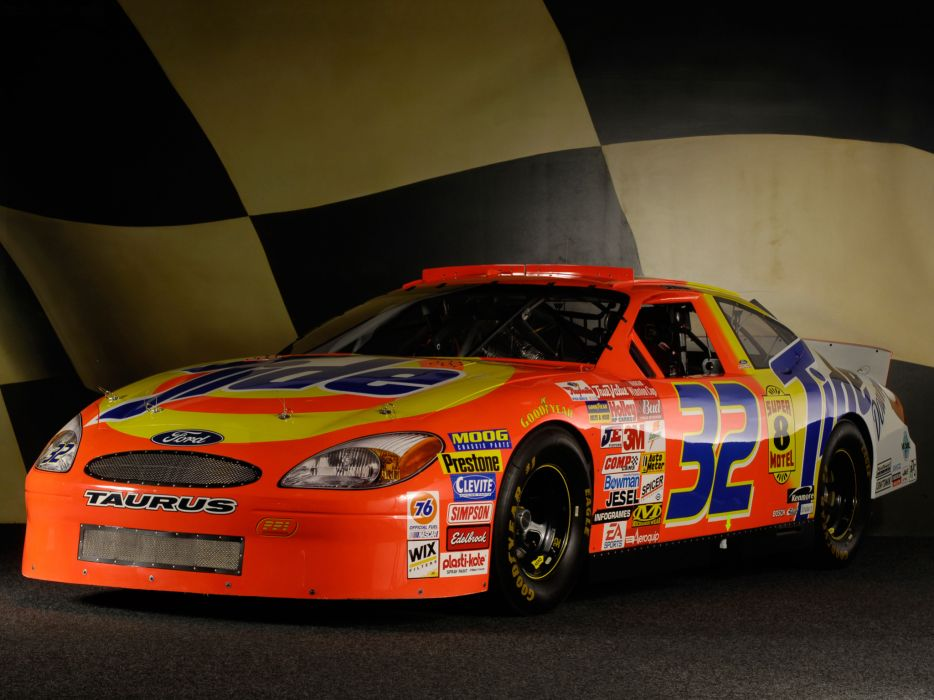 1998 Ford Taurus NASCAR race racing  g wallpaper