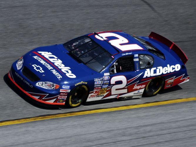 2005 Chevrolet Monte Carlo NASCAR Busch race racing wallpaper