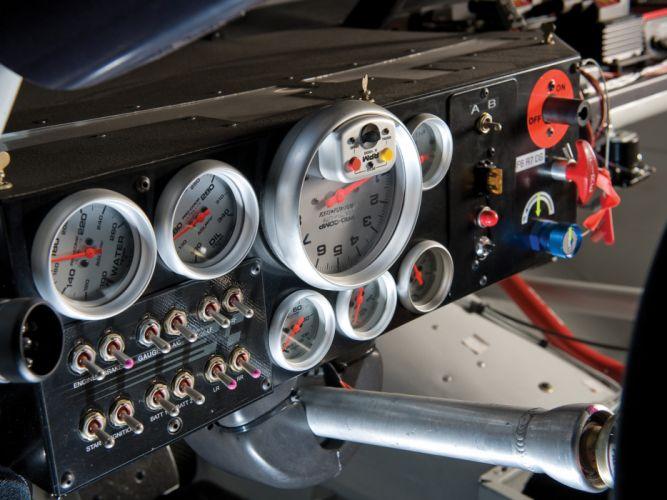 2006 Chevrolet Monte Carlo S-S NASCAR Nextel race racing interior wallpaper