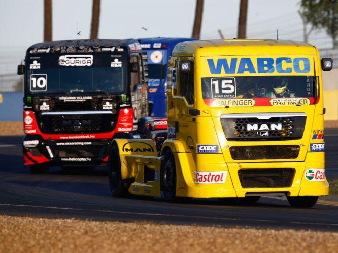 2006 MAN-TG semi tractor truck trucks race racing gd wallpaper