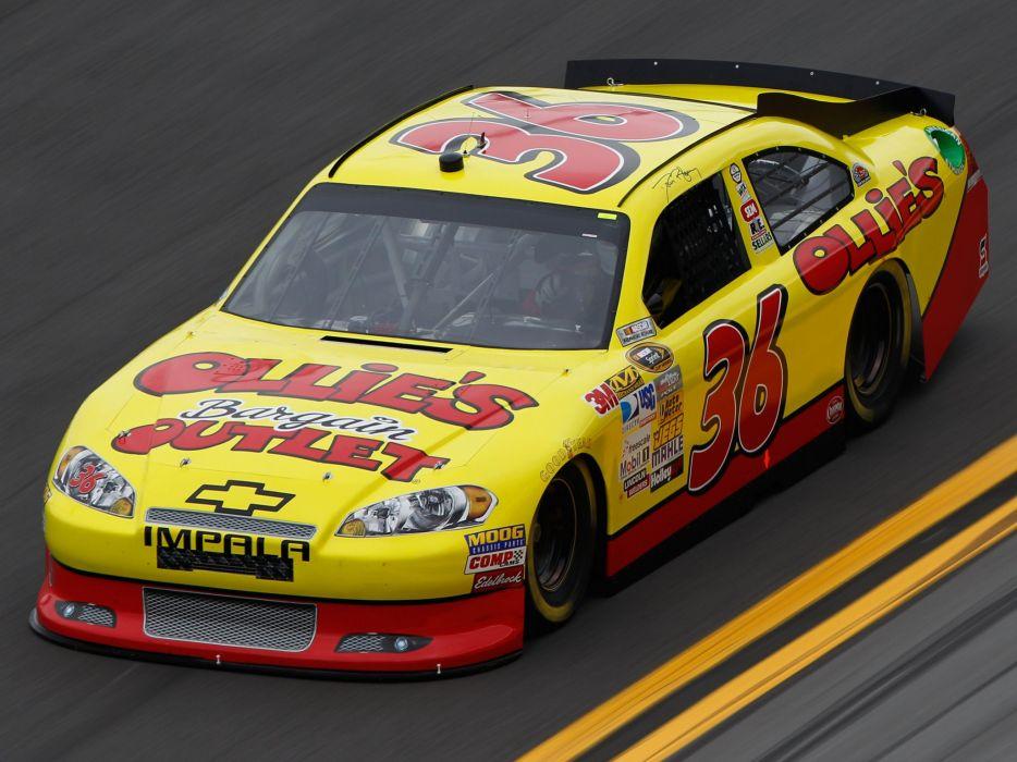 2007 Chevrolet Impala NASCAR Sprint Cup race racing   h wallpaper