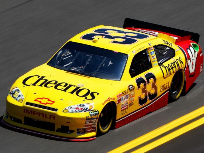 2007 Chevrolet Impala NASCAR Sprint Cup race racing d wallpaper