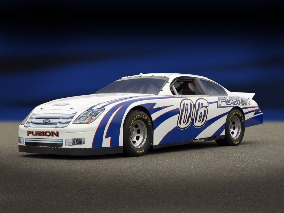 2008 Ford Fusion NASCAR Sprint Cup race racing     g wallpaper