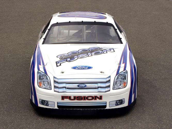 2008 Ford Fusion NASCAR Sprint Cup race racing y wallpaper