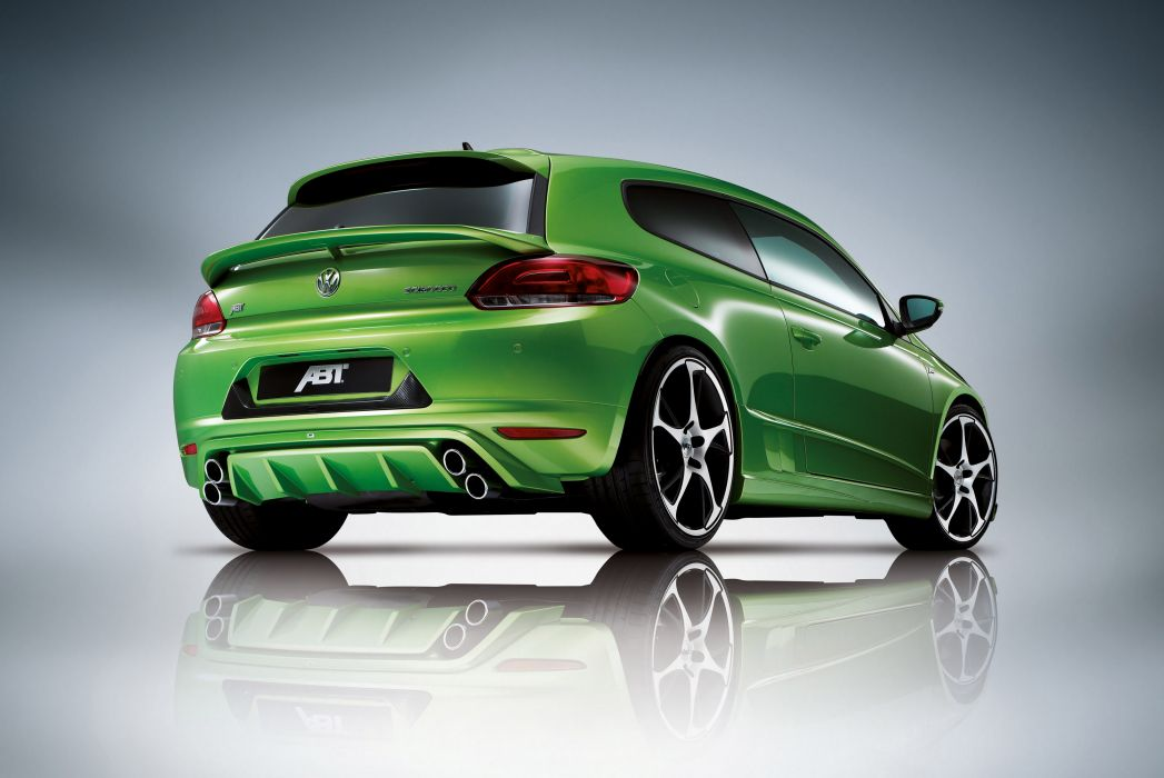 2009 ABT Volkswagon Scirocco V-W tuning   d wallpaper