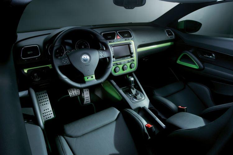 2009 ABT Volkswagon Scirocco V-W tuning interior wallpaper