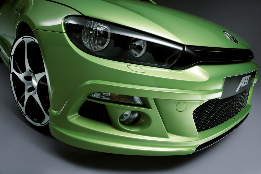 2009 ABT Volkswagon Scirocco V-W tuning wheel wheels wallpaper