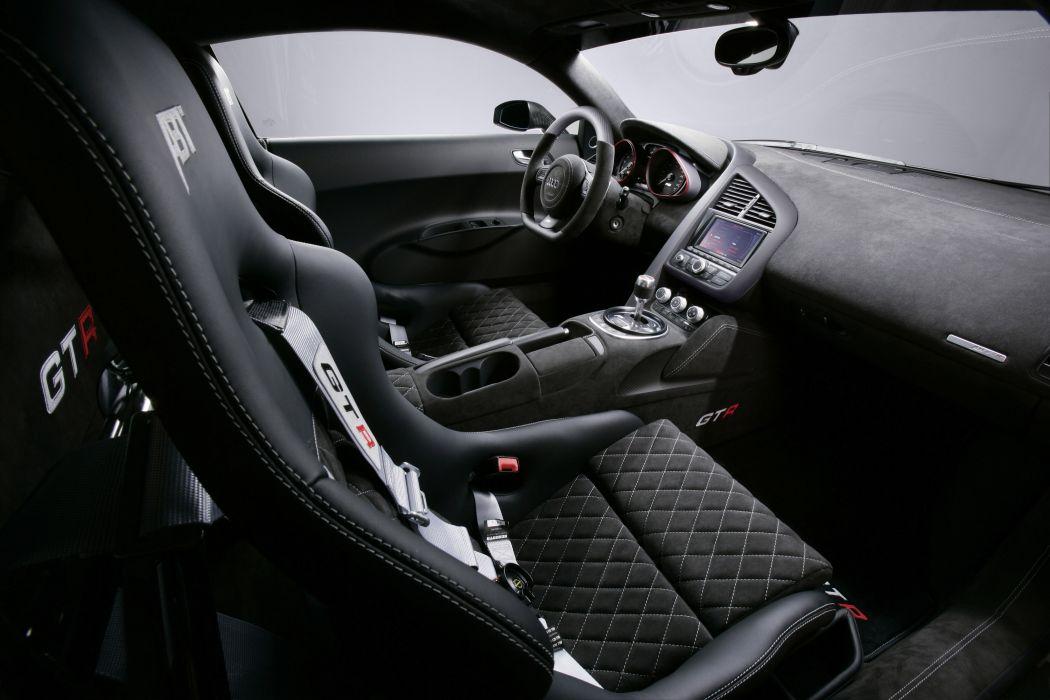 2010 ABT Audi R-8 GTR interior wallpaper