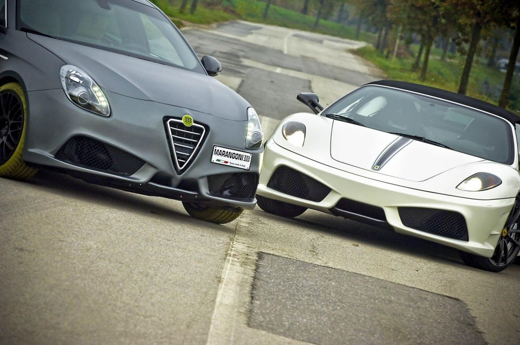 2010 Alfa Romeo Giulietta G430 iMove tuning concept concepts   gf wallpaper