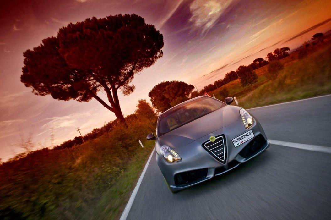 2010 Alfa Romeo Giulietta G430 iMove tuning concept concepts   hh wallpaper