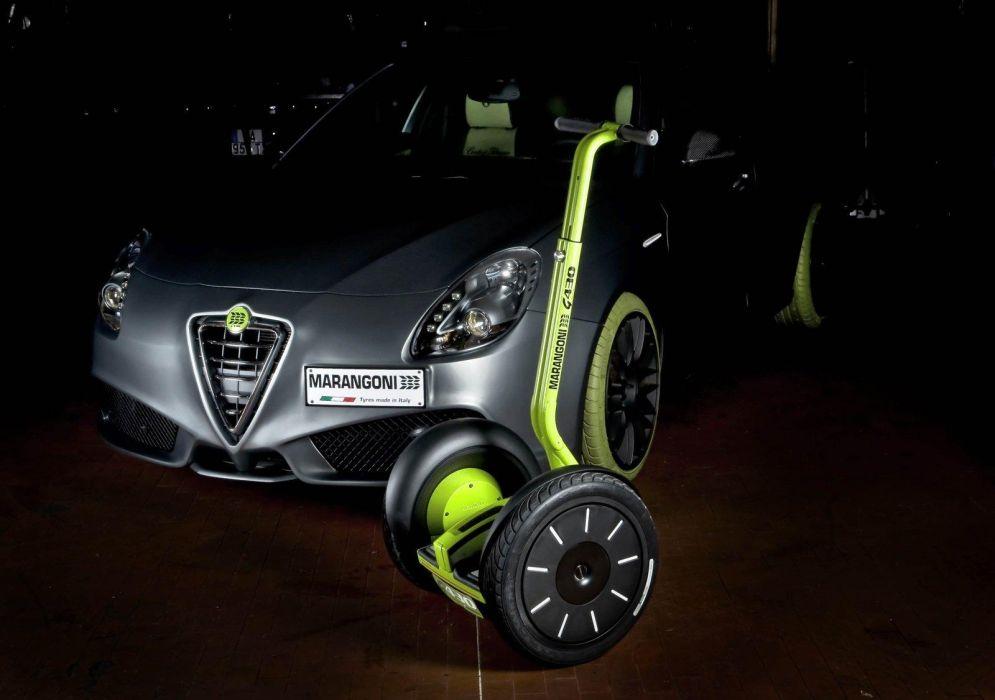 2010 Alfa Romeo Giulietta G430 iMove tuning concept concepts   j wallpaper