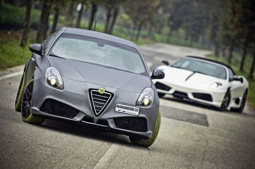 2010 Alfa Romeo Giulietta G430 iMove tuning concept concepts g wallpaper