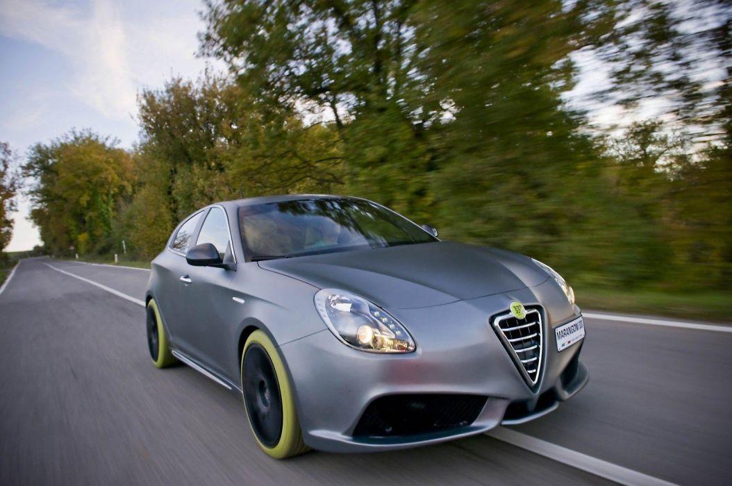 2010 Alfa Romeo Giulietta G430 iMove tuning concept concepts wallpaper