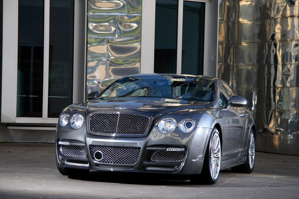 2010 ANDERSON-GERMANY Bentley G-T Speed Elegance luxury coupe tuning wallpaper