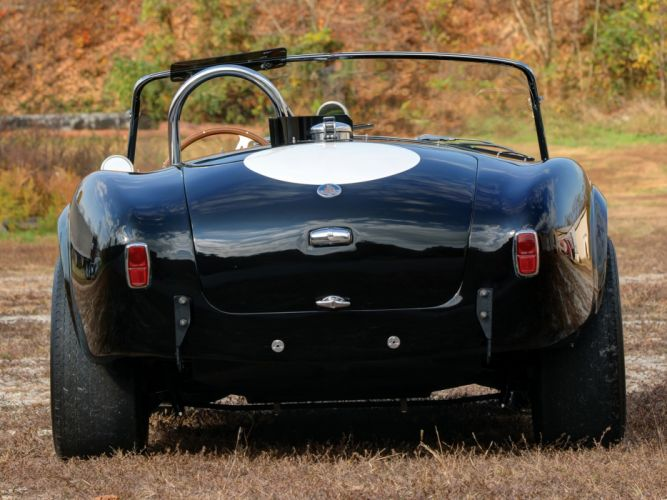 1962 Shelby Cobra 289 Factory Competition CSX 2032 classic muscle supercar supercars race racing w wallpaper