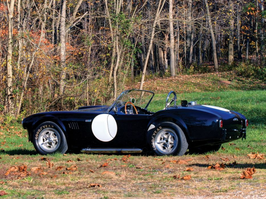 1962 Shelby Cobra 289 Factory Competition CSX 2032 classic muscle supercar supercars race racing wallpaper