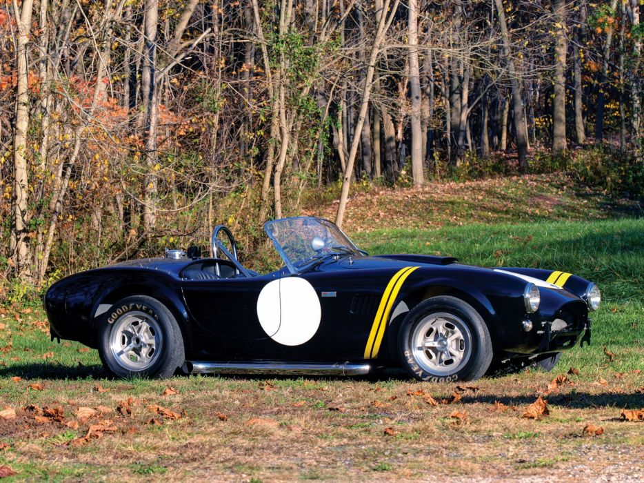 1962 Shelby Cobra 289 Factory Competition CSX 2032 classic muscle supercar supercars wallpaper