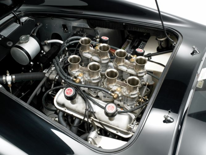 1963 Shelby Cobra 289 Le-Mans CSX 2136 supercar supercars muscle classic race racing engine engines wallpaper