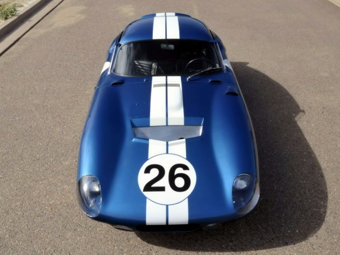 1964 Shelby A-C Cobra Daytona Coupe race racing supercar supercars muscle classic w wallpaper
