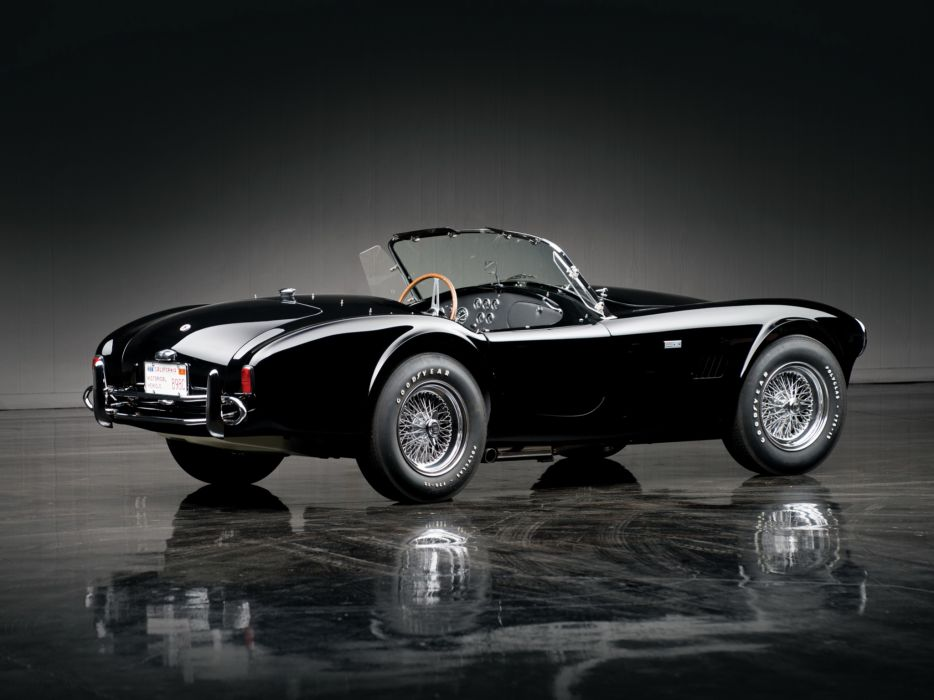1964 Shelby Cobra 289 MkII supercar supercars classic muscle    g wallpaper