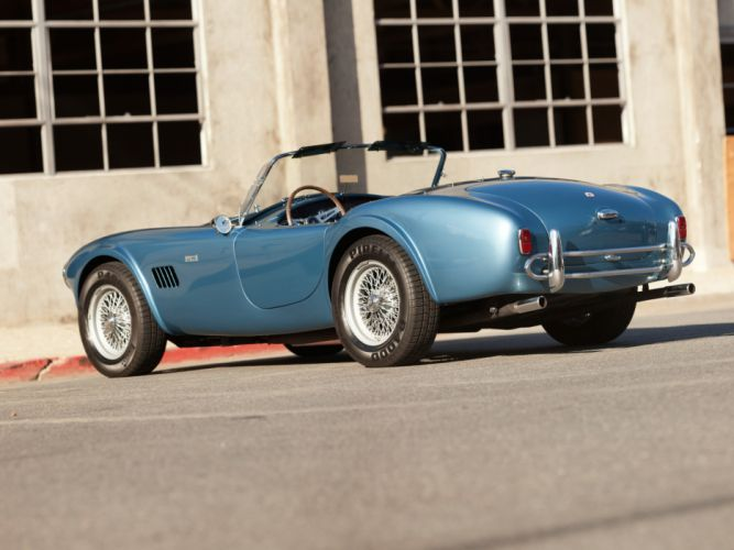 1964 Shelby Cobra 289 MkII supercar supercars classic muscle f wallpaper