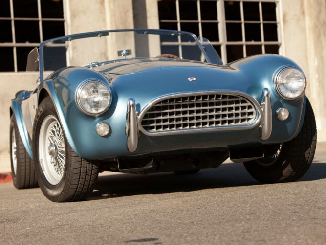 1964 Shelby Cobra 289 MkII supercar supercars classic muscle gw wallpaper
