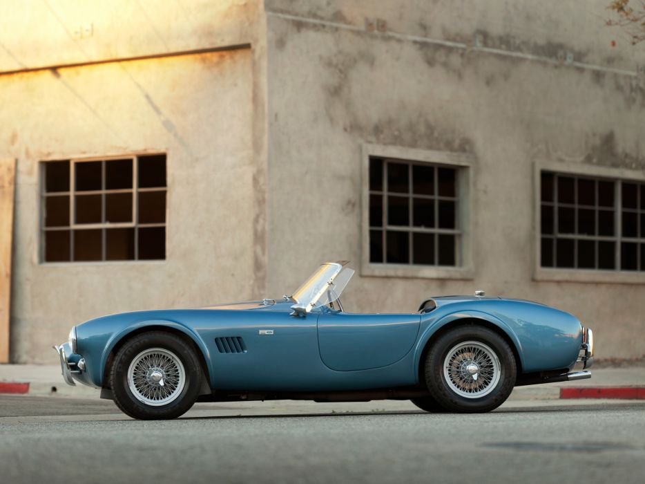 1964 Shelby Cobra 289 MkII supercar supercars classic muscle  z wallpaper