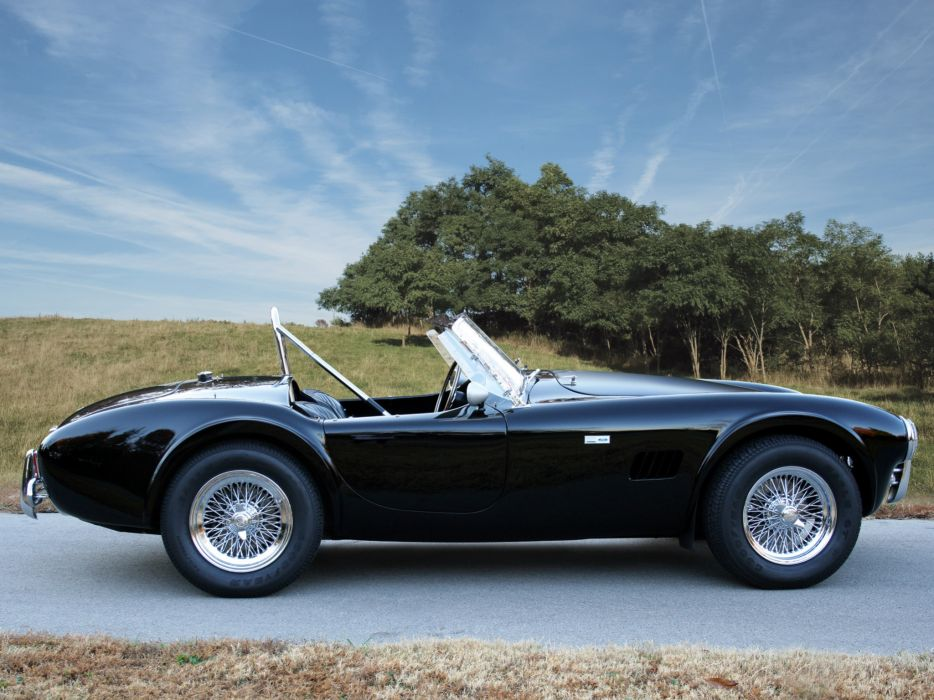 1964 Shelby Cobra 289 MkII supercar supercars classic muscle v wallpaper