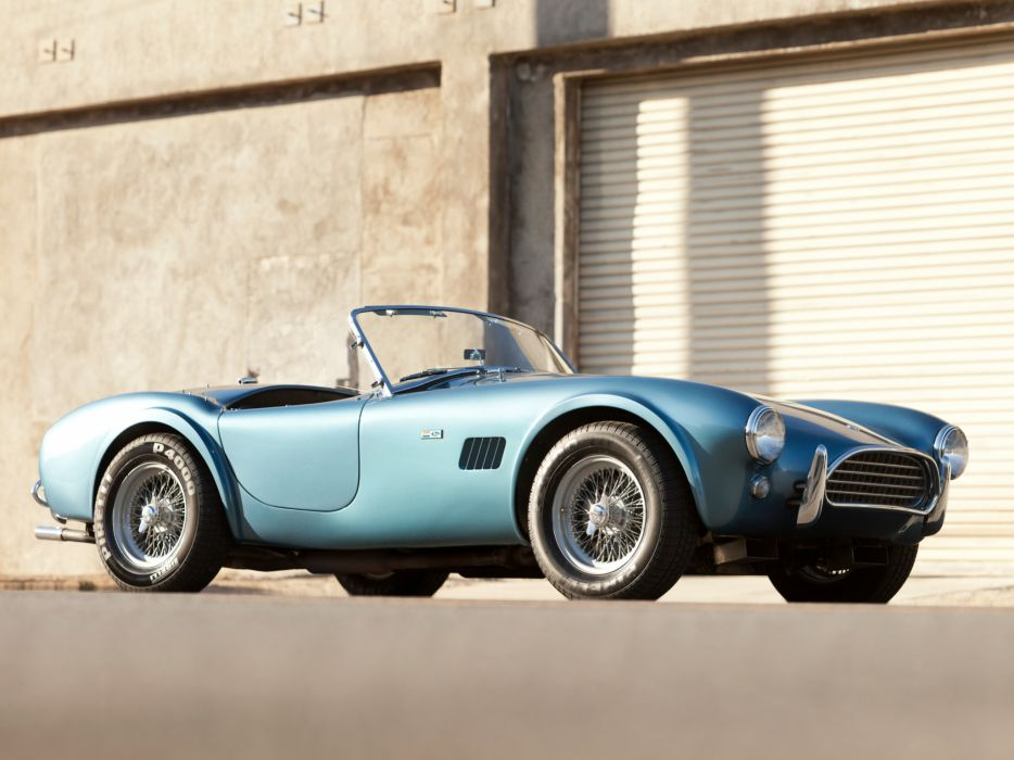 1964 Shelby Cobra 289 MkII supercar supercars classic muscle w wallpaper