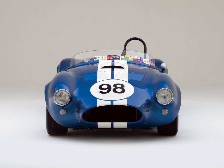 1964 Shelby Cobra 427 Prototype CSX 2196 supercar supercars classic muscle race racing     g wallpaper