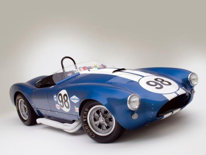 1964 Shelby Cobra 427 Prototype CSX 2196 supercar supercars classic muscle race racing f wallpaper