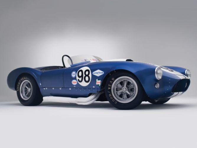 1964 Shelby Cobra 427 Prototype CSX 2196 supercar supercars classic muscle race racing g wallpaper