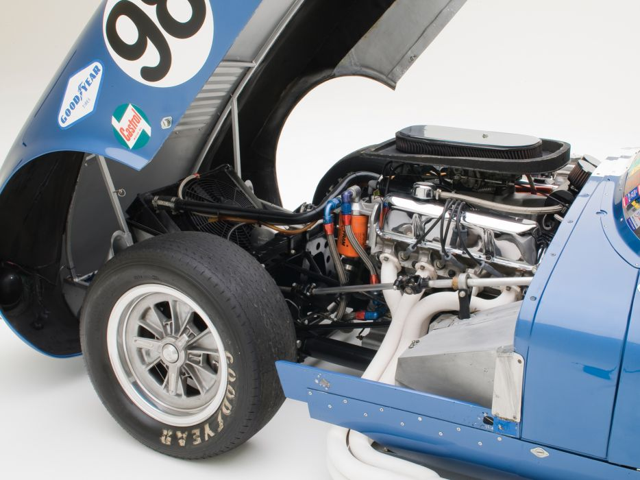 1964 Shelby Cobra 427 Prototype CSX 2196 supercar supercars classic muscle race racing engine engines  d wallpaper