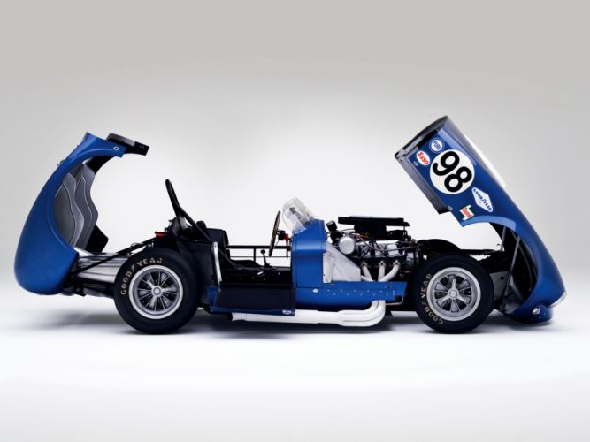 1964 Shelby Cobra 427 Prototype CSX 2196 supercar supercars classic muscle race racing engine engines wallpaper