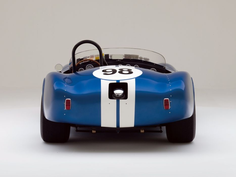 1964 Shelby Cobra 427 Prototype CSX 2196 supercar supercars classic muscle race racing z wallpaper