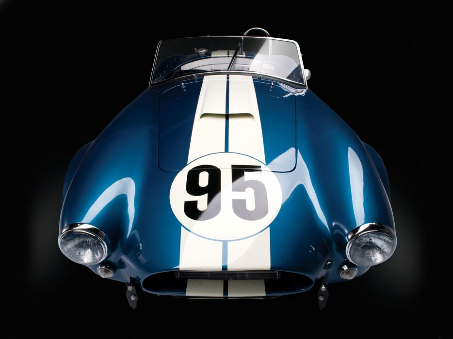 1964 Shelby Cobra USRRC Roadster CSX 2557 race racing supercar supercars classic muscle e wallpaper