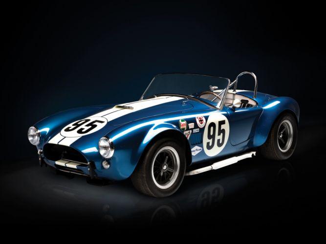 1964 Shelby Cobra USRRC Roadster CSX 2557 race racing supercar supercars classic muscle wallpaper
