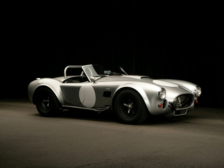 1965 Shelby Cobra 427 S-C Competition MkIII race racing supercar supercars muscle classic r wallpaper