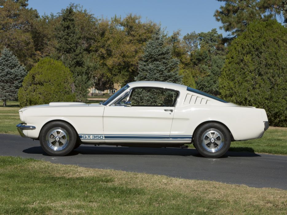 1965 Shelby GT350 ford mustang classic muscle  d wallpaper