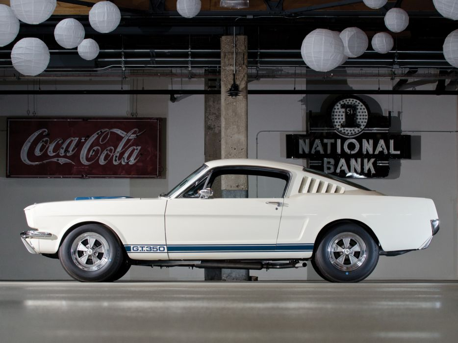 1965 Shelby GT350 ford mustang classic muscle a wallpaper