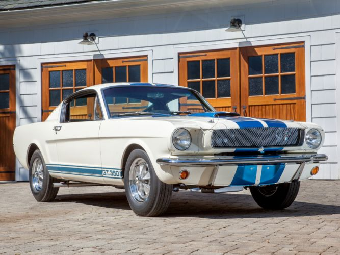 1965 Shelby GT350 ford mustang classic muscle e wallpaper