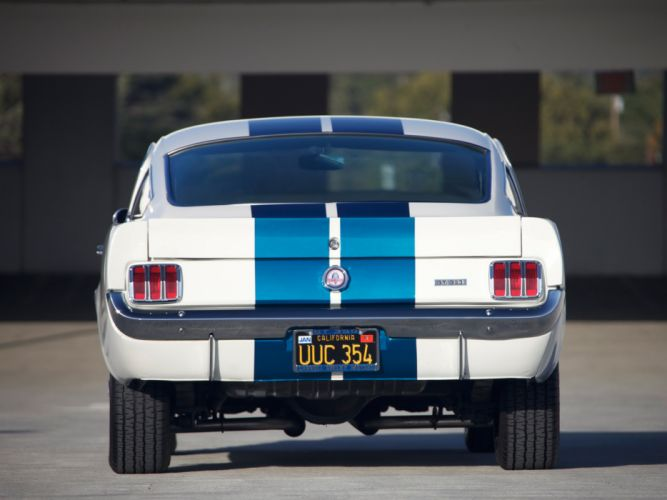 1965 Shelby GT350 Prototype ford mustang classic muscle d wallpaper