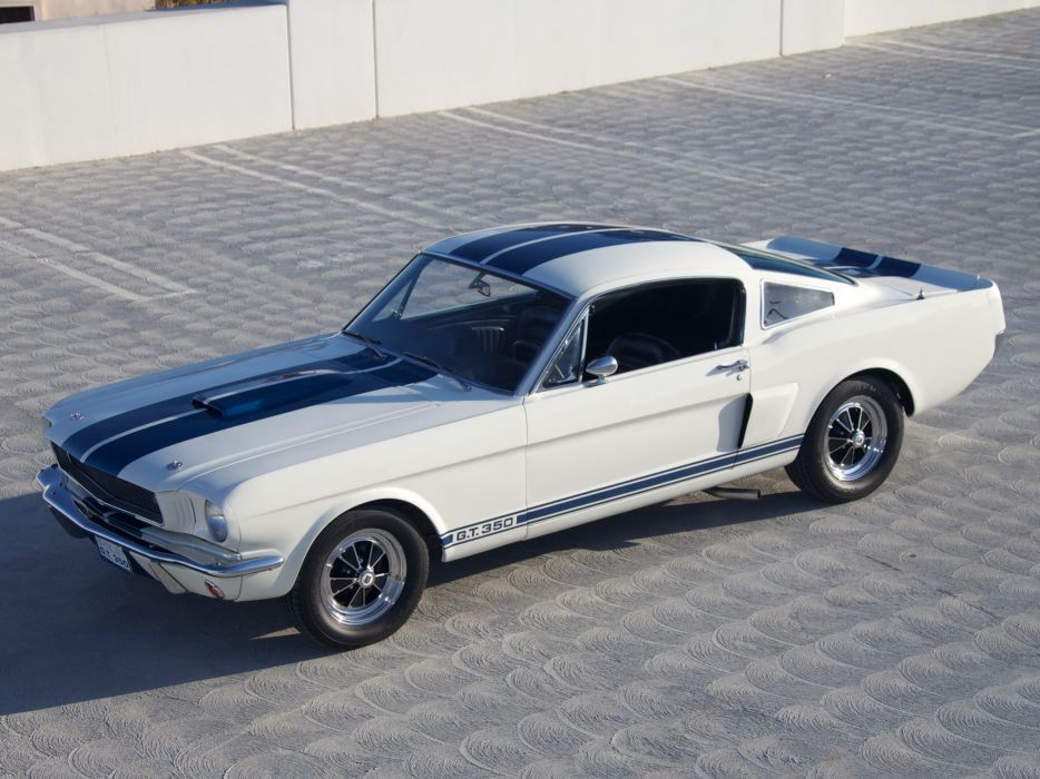1965 Shelby GT350 Prototype ford mustang classic muscle    f wallpaper