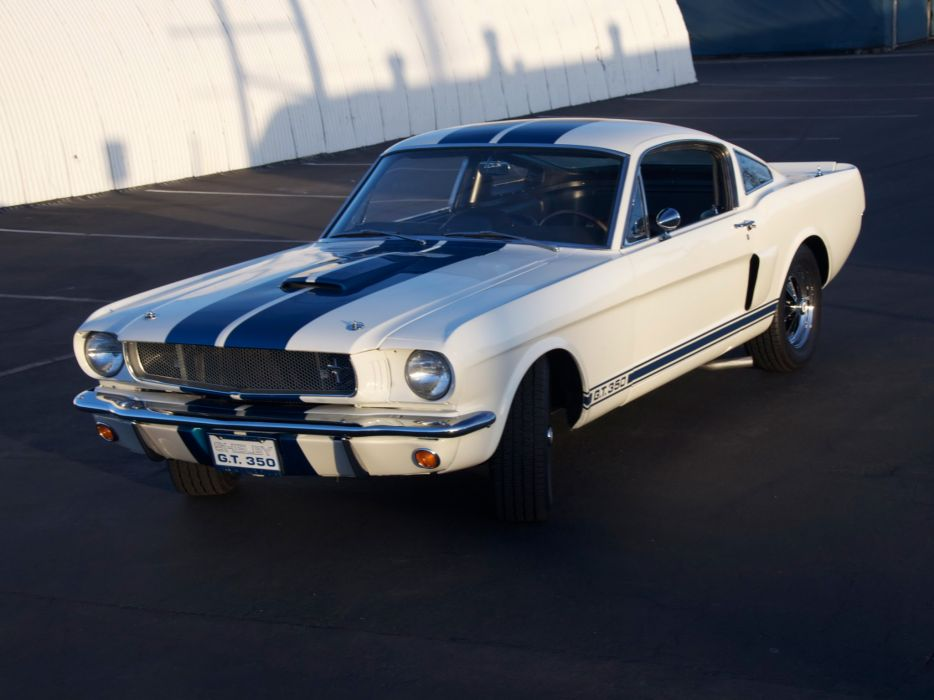1965 Shelby GT350 Prototype ford mustang classic muscle w wallpaper