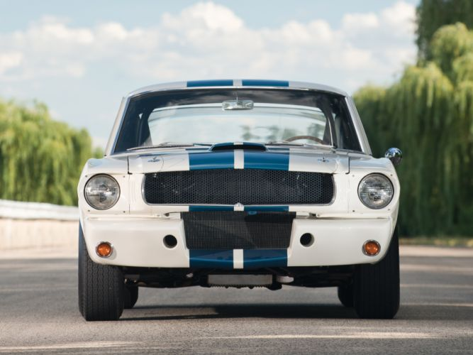 1965 Shelby GT350R ford mustang classic muscle race racing s wallpaper