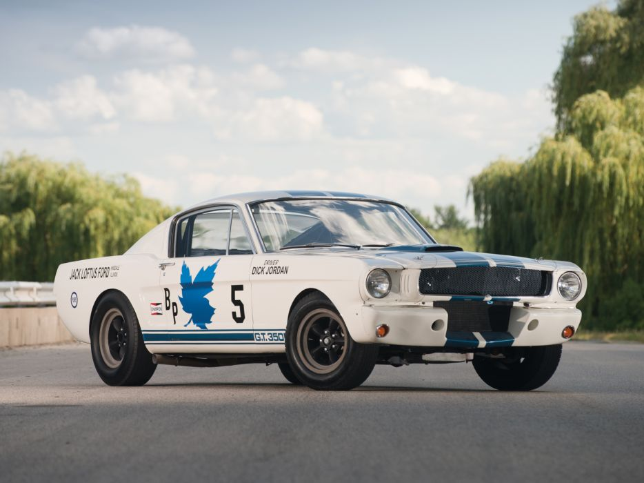 1965 Shelby GT350R ford mustang classic muscle race racing q wallpaper