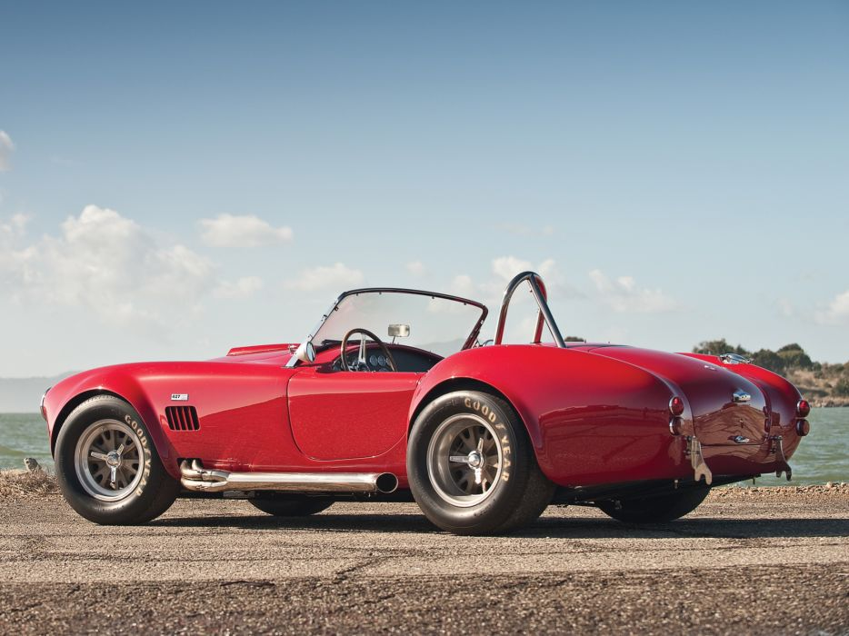 1966 Shelby Cobra 427 MkIII supercar supercars classic muscle race racing           h wallpaper